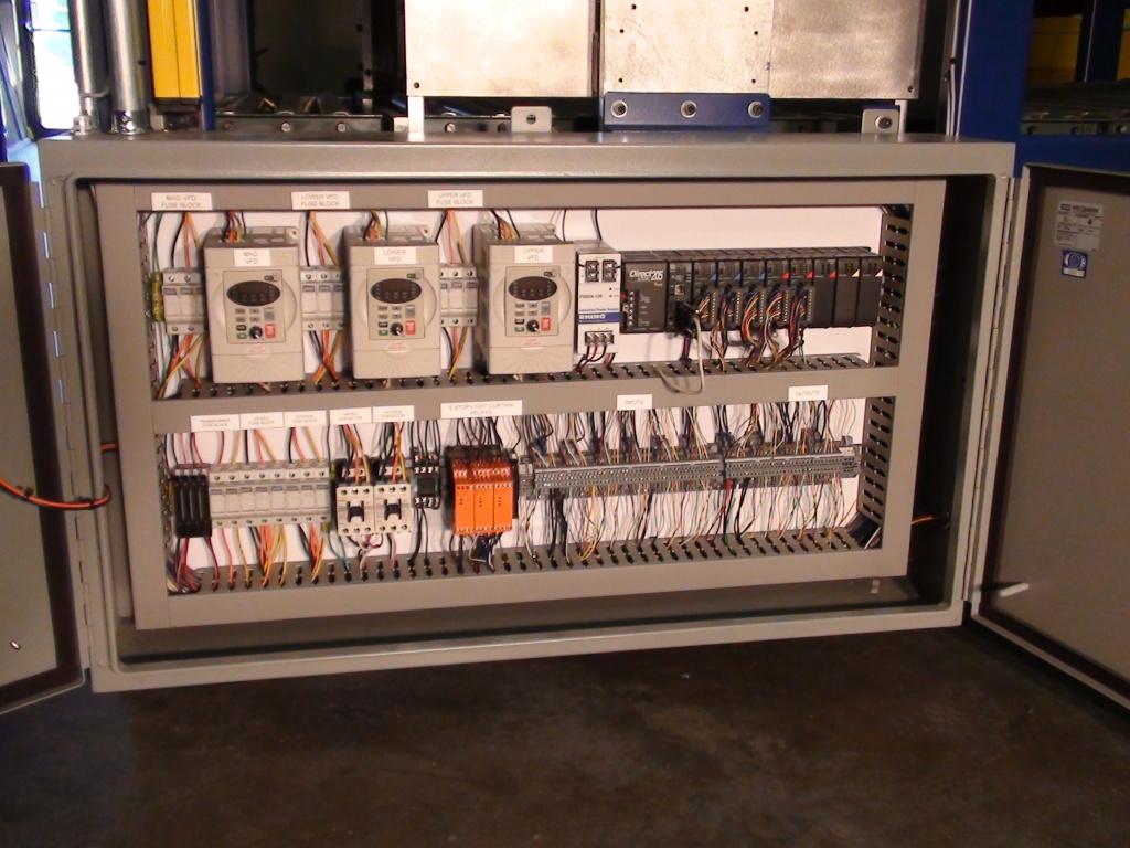 Control Enclosure 3