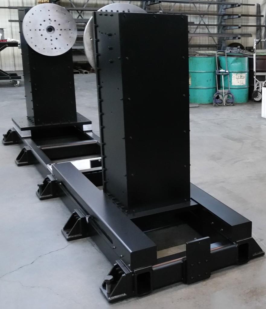 Headstock-Tailstock Positioner 1