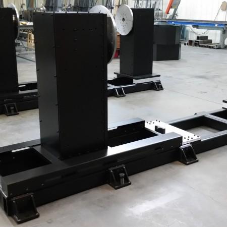 Headstock-Tailstock Positioner