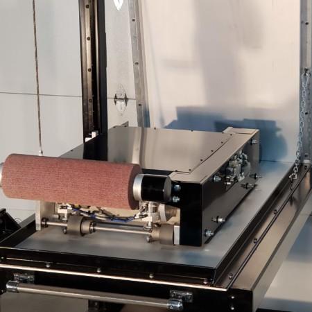 Custom Industrial Platen Cleaning Machine